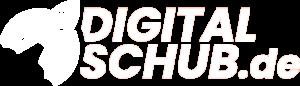 Digitalschub Logo White